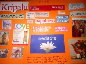2013visionboard