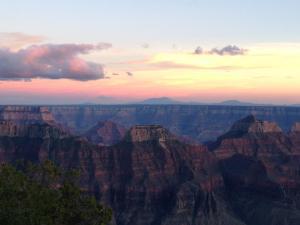 sunsetgrandcanyon